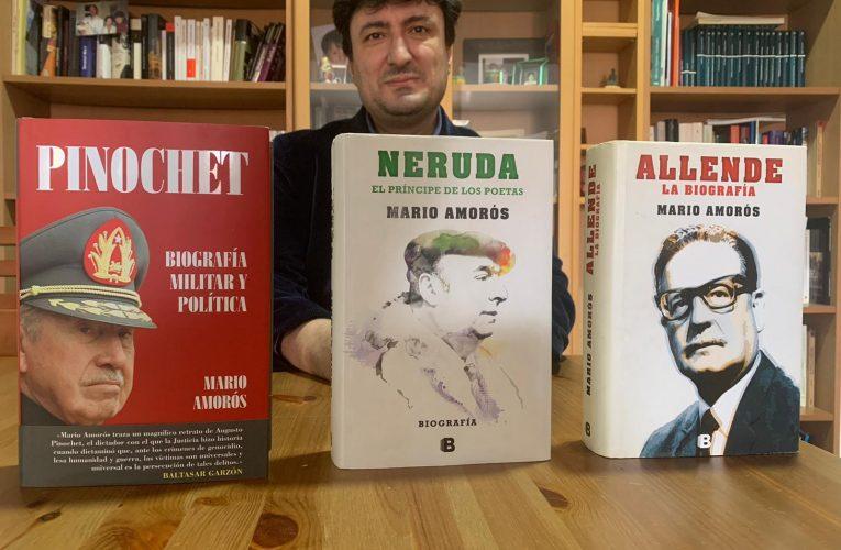 Recordar a Salvador Allende