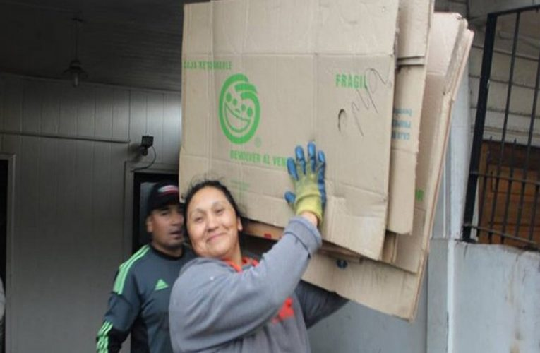 Reciclaje de base en tiempos de pandemia