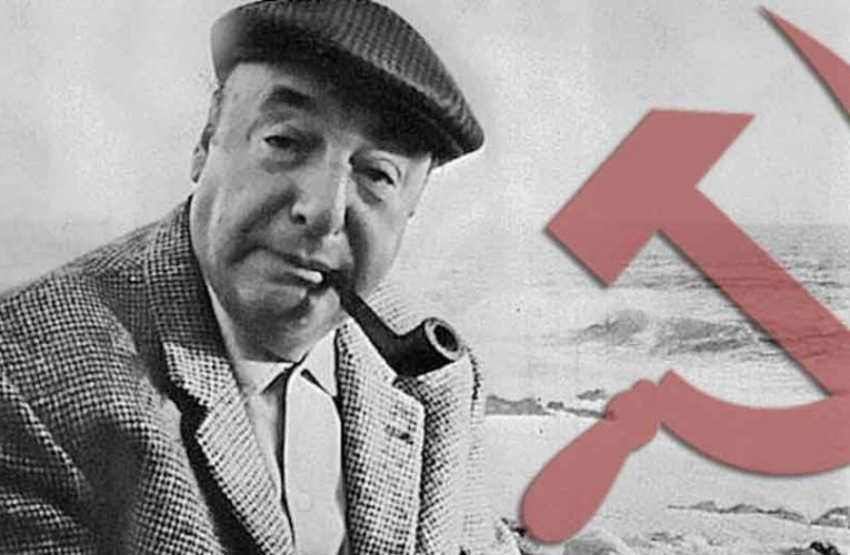 Neruda Comunista