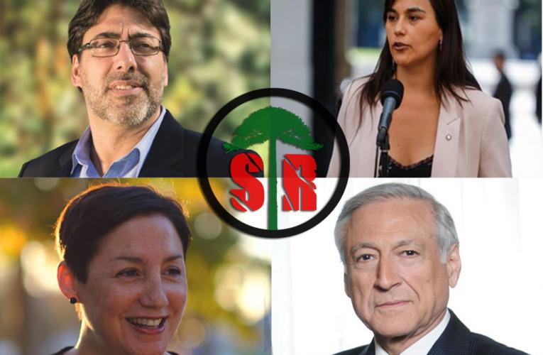Resultado de encuesta de Candidatos y Candidatas de Oposición a Presidente de Chile