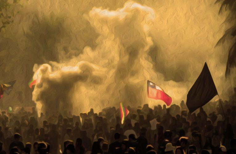 La criminalización de la protesta social en Chile: una perspectiva interseccional