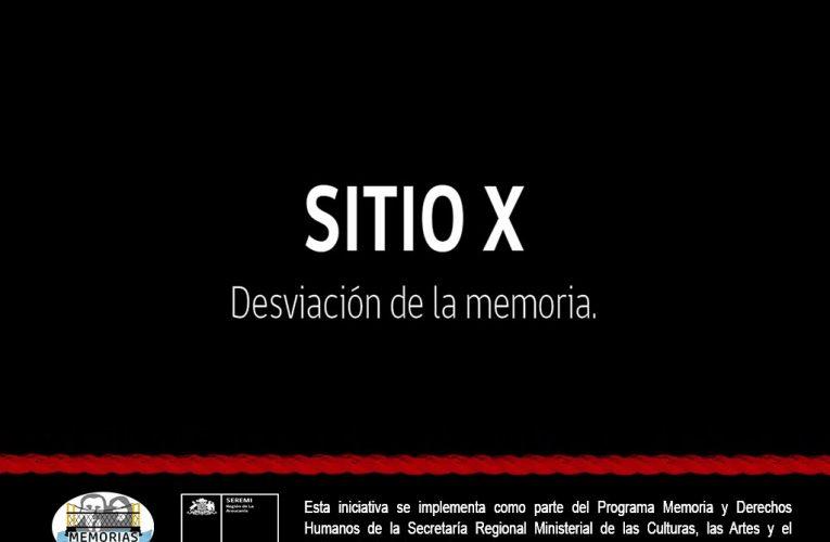 """""""SITIO X. Desviación de la memoria"""""""